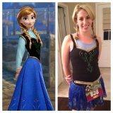 HOW TO: Creating My Anna from FrozenCostume